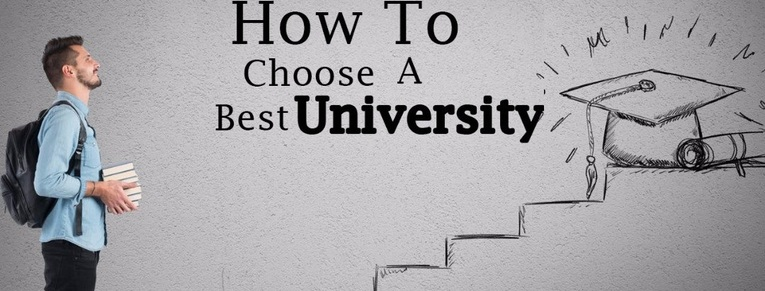 How to choose a best university