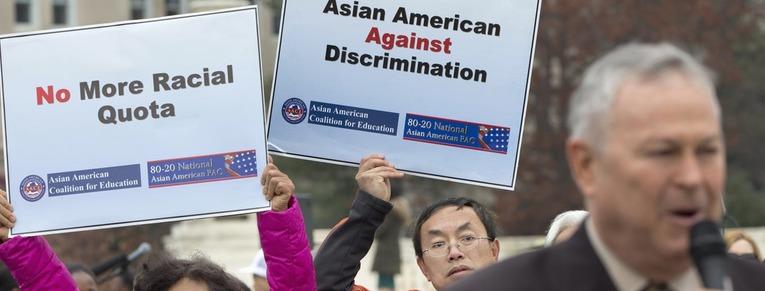 Breaking News: Racism hunts at Harvard University Admission Office