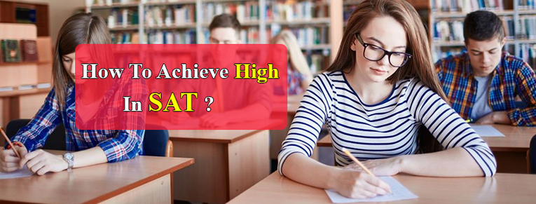 How to achieve high in SAT?