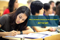 Why a student should go for both tests SATACT